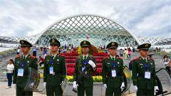 武警云南总队圆满完成第五届南博会安保任务
