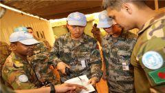 我第六批赴马里维和医疗分队通过作战能力评估