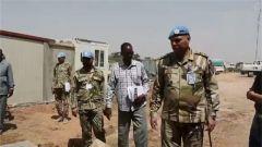 第14批赴苏丹维和工兵完成卡尔玛营地升级改造