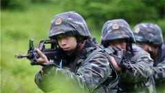 湖北武警:神农密林深处砺精兵