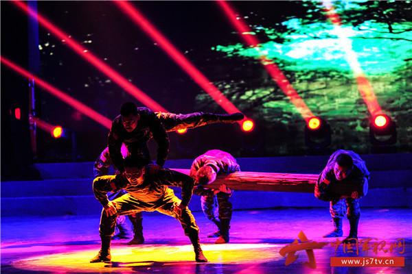 7舞蹈《同心同力》