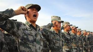 新疆军区某团多形式庆祝建党97周年