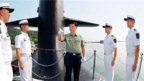 重磅|习主席视察北部战区海军多幅独家照片发布