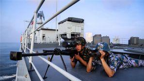 海军舰艇搭档陆军特战旅,特情处置不寻常