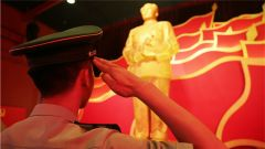 驻津武警官兵追寻时代记忆,传承时代精神