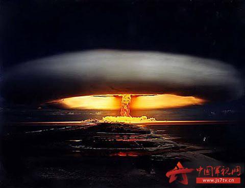 """第四代核武器,""""绿色""""且可控"""