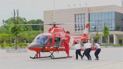 """湖北鄂州:""""空地结合""""应急救援 提升民兵急救能力"""