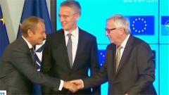 欧盟与北约合作 签署新联合声明