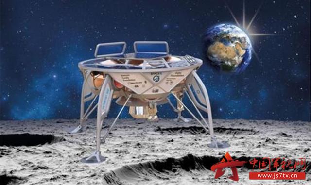 以色列一非政府组织计划年底发射登月航天器