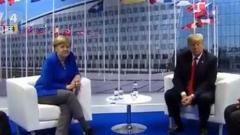 """特朗普:德国是俄罗斯的""""俘虏"""""""