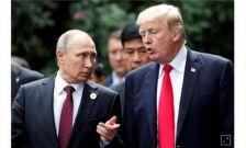 特朗普说会晤普京时将聚焦叙利亚和乌克兰局势