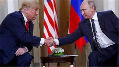 普京:俄从未干预美国内部事务