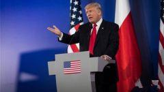 特朗普说美对解决朝核问题不设时限
