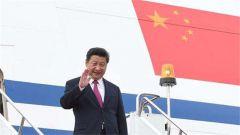 习近平离京访问中东并出席金砖国家领导人会晤
