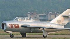 跨入喷气时代:歼-5首飞