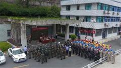 福建武警:军地协同演练 提升反恐能力