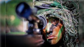 战场幽灵 狙击手就是这样练成神出鬼没的