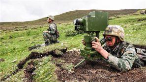 海拔4300米,反坦克导弹亮剑川西高原