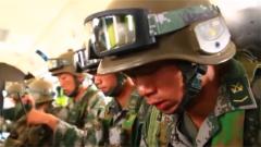 《军事纪实》20180725 空突奇兵