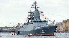 【军事嘚吧】俄罗斯的海军节是怎样过的?