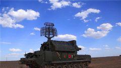 第72集团军某旅:大漠戈壁 防空实弹演练精准高效