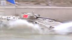 【国际军事比赛-2018】 记者体验会飞的铁甲战车