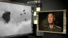 """巡航导弹起初被称为""""会飞的炸弹"""""""