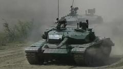 新中国六十华诞的贺礼:99式坦克