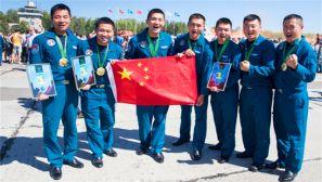 """大图来袭!""""航空飞镖""""项目中国空军收获两项第一"""