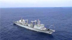 第三十批护航编队展开武力营救演练