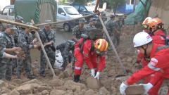 通海发生5.0级地震 云南省军区紧急驰援灾区