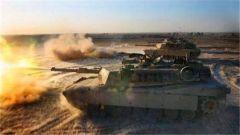 M1A2坦克优势依靠信息化体系化水平