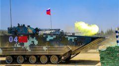 中国军队连续5年参加国际军事比赛的5个转变