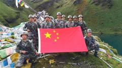 西藏军区某边防团:两昼夜的艰辛巡逻路