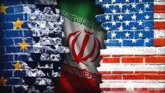 美国通过极限制裁伊朗考验欧美关系
