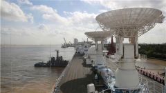 远望号船队再迎高密度海上测控任务
