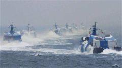 手段强硬 伊朗通过军演威慑美国中东盟友