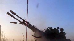 跨昼夜实弹射击 锤炼部队实战能力