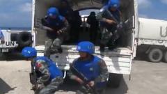 黎巴嫩:中国维和工兵展开全要素应急防卫演练