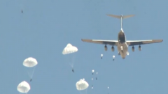空降兵题材电视剧《伞兵魂》展现新时代空军力量