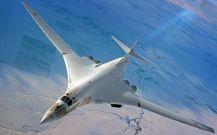 俄战略轰炸机首次飞抵俄美海上边界
