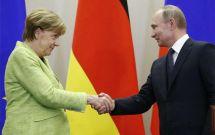 俄德领导人明天会晤 美国将盟友推向俄罗斯?
