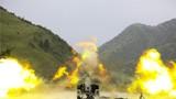 燃!高原峡谷火炮群火力打击瞬间震撼上演