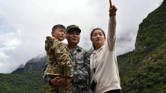 军嫂赴西藏边关探亲:一路尝过你吃的苦,也懂得了你