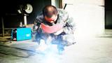 日常焊接。