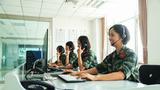 退伍|90后女兵为青春打call