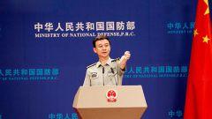 国防部:中美就魏凤和部长访美保持密切沟通(视频)