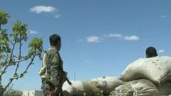 美土计划在叙北部联合巡逻