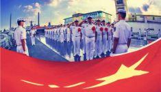 再见,浪花白!再见,我的海军!