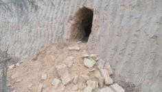 山西:军警合力抓捕盗墓团伙
